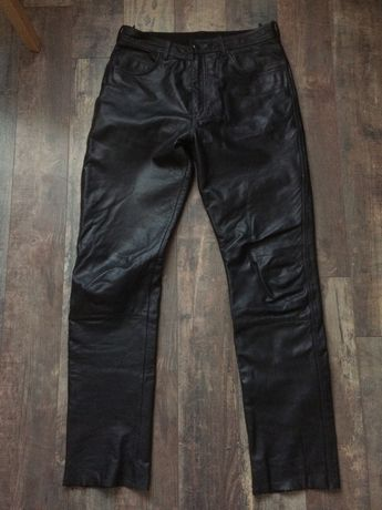 Pantaloni piele Hein Gericke,moto,rock