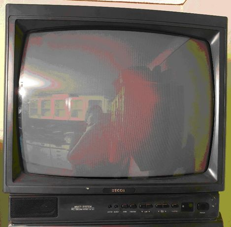 Vand TV color RECOR