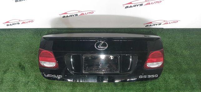 Крышка багажника на Lexus GS350      2006 г.в.