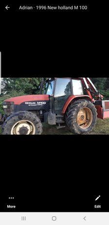 Vând Tractor  FIAT M100 DT