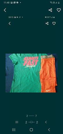 Tricouri Nike si colanti Nike