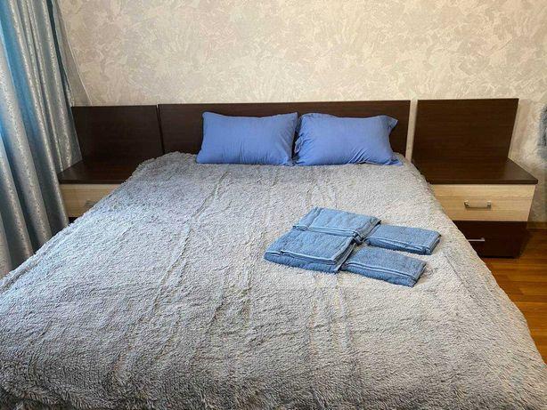 1-комнатная квартира на пр.Достык, угол Омаровой, 9900тг/сутки