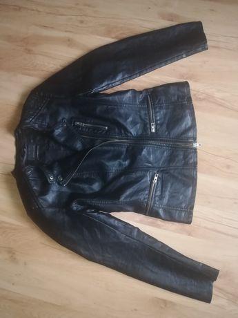 Дамско кожено яке-36 размер и кожена пола