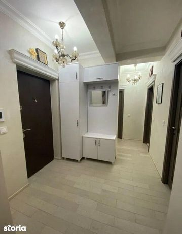 Apartament 2 camere in bloc nou, finisaje de lux, la cheie, loc de