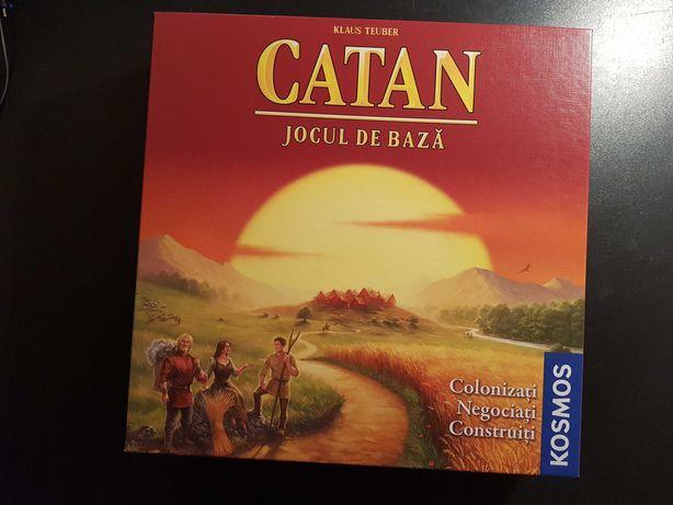 Joc de societate Catan, Jocul de baza
