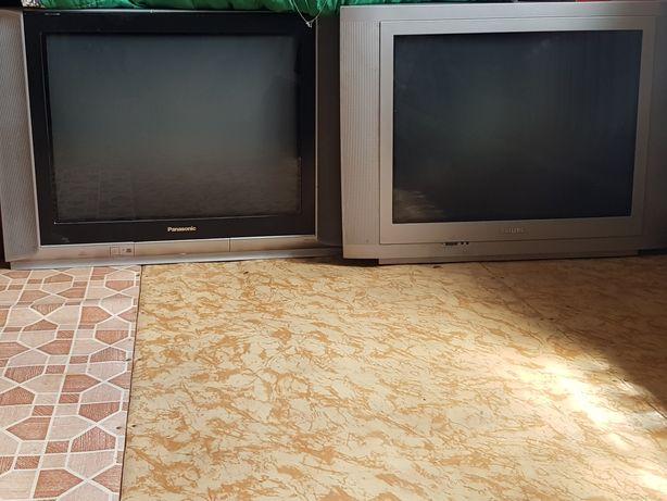 Телевизор  паносоник и филипс
