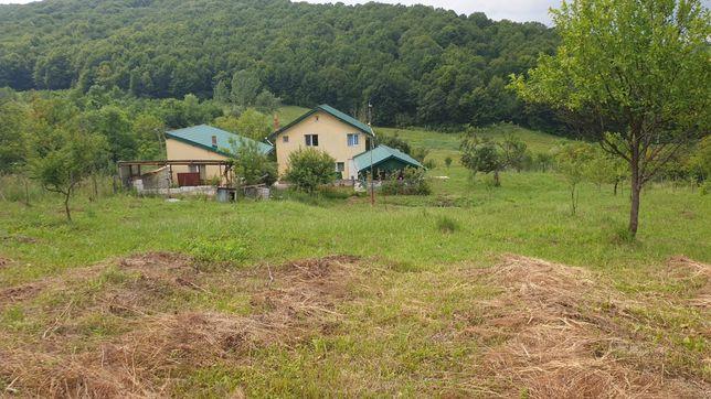 Casa Jud. Prahova 30 km de Ploiești sau schimb cu apartament București