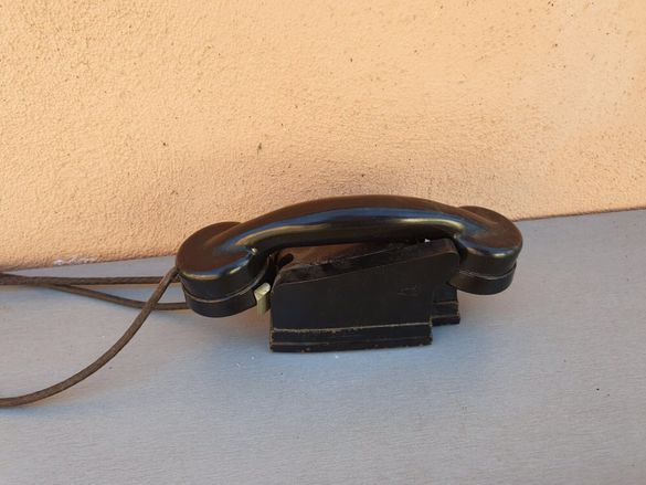 стар немски телефон