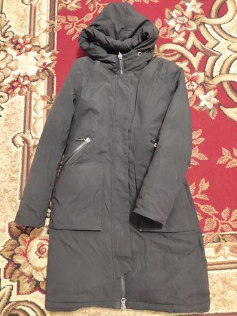 Куртка чёрная, женская