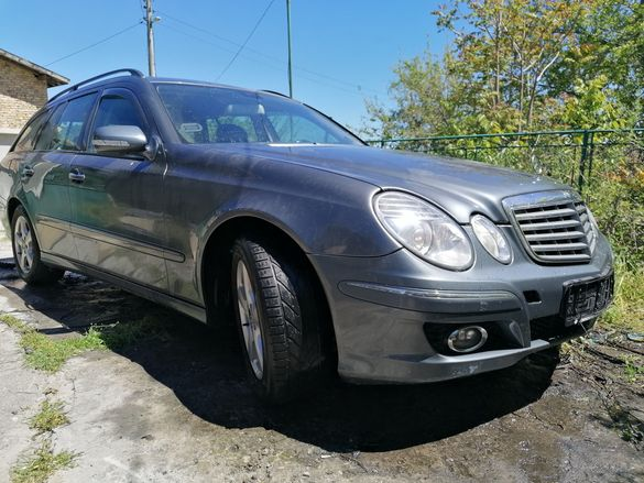 На части!!! Mercedes E220 W211 CDI facelift OM646 DELPHI
