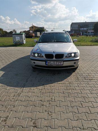 Vând BMW 320  s-au schimb