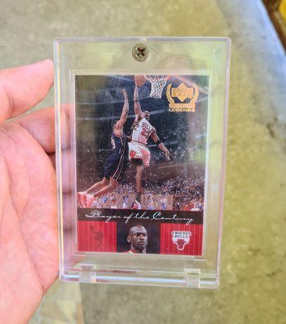 Cartonas Michael Jordan Foarte Rar Imbecabil Baschet NBA Chicago Bulls