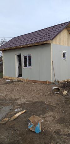 Vand container modular stil casa