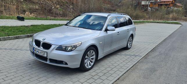 BMW seria 520 D m47