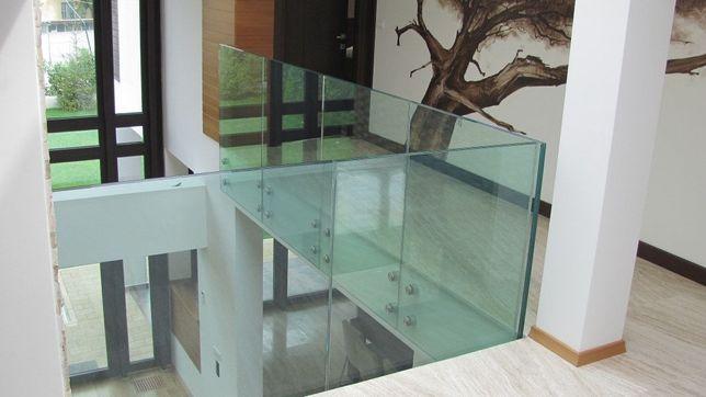 Balustrade sticlă