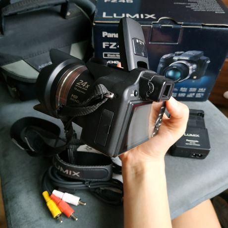 Цифровой фотоаппарат Panasonic Lumix DMC fz45