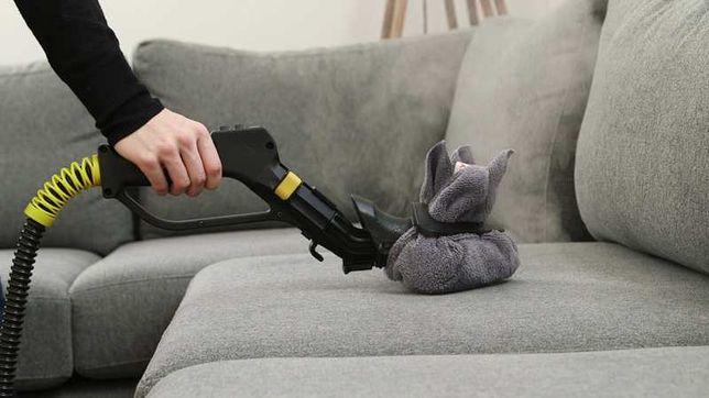 Химчистка ковролина мебели дивана кресел стульев матраса на дому