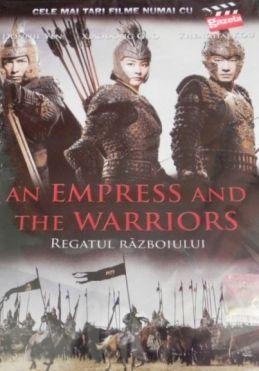 DVD Regatul razboiului - nou