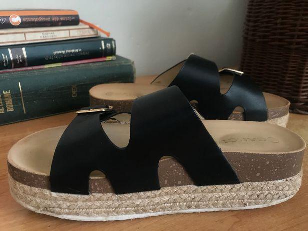 Papuci cu platformă!