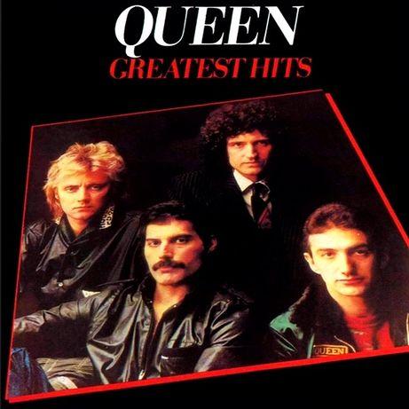 """Виниловая пластинка Queen """"Greatest Hits"""" ,Live Magic """""""