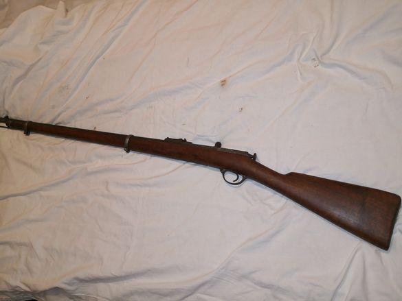 Пехотна пушка Бердана 2. Колекционерска карабина, револвер