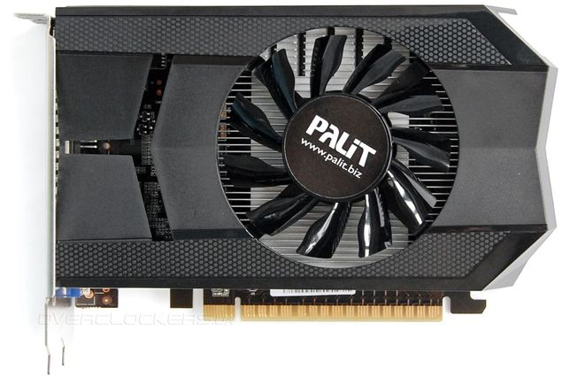 Видеокарта GTX 650 ti 1gb palit