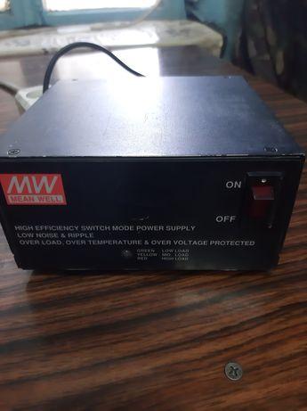Блок питания 13.5 volt 16 A