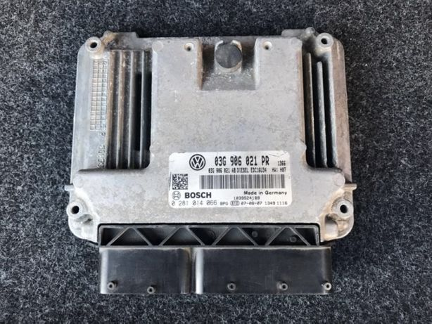 Calculator ecu motor VW