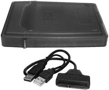 """Rack Extern, SATA, Pentru HDD De 2,5"""" Pe USB 2.0"""
