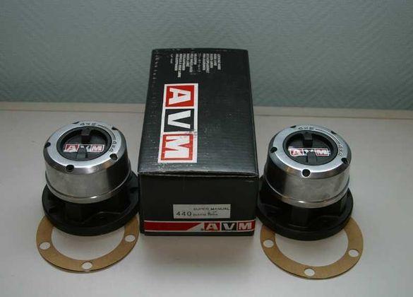 Главини 4x4 Ръчни manual Hub хъб ръчно превкл.DAIHATSU Feroza АVM440