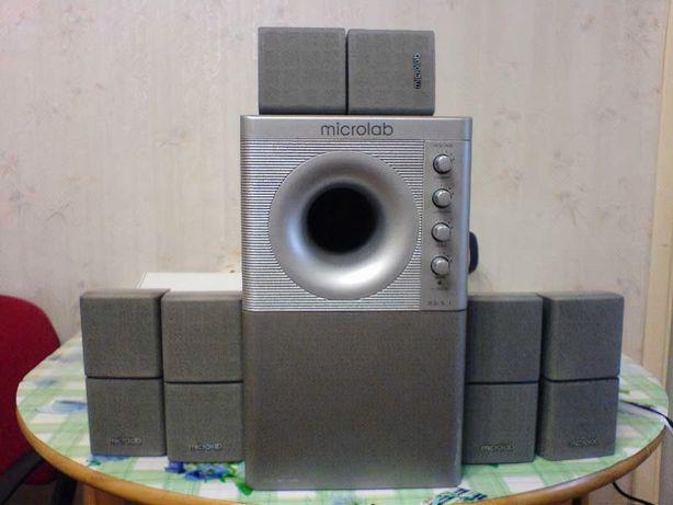 Microlab X3/5.1 продам