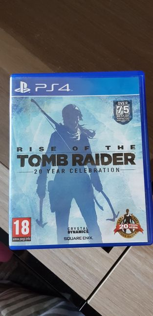 The rise of tomb rider