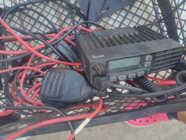 Statie radio Sirena Amplificator GPS tracker