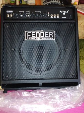 Fender Rumble 75W - amplificator chitara bass