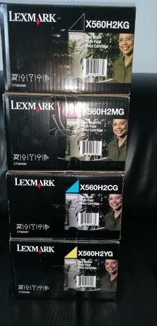 Tonere Lexmark x560 originale