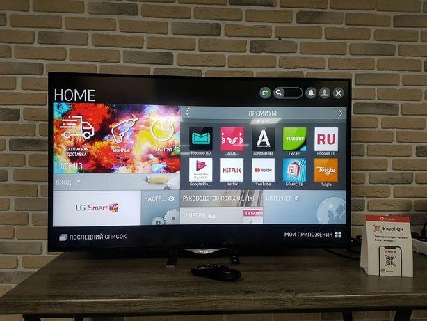 ТВ Smart 4K 107 см LG 42UB820V Рассрочка KASPI RED!Гарантия 1 год!
