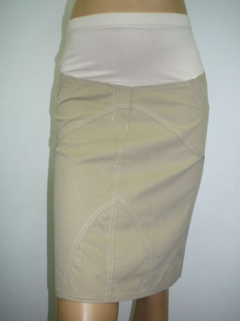 Пола за бременни, войнишко зелено, 4XL