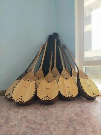 Домбыра- қазақ халқының ең көп тараған музыкалық аспабы.
