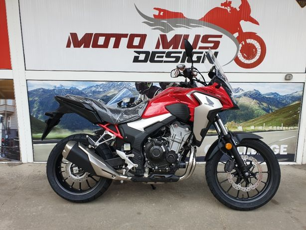 MotoMus vinde motocicleta Noua Honda CB500X ABS categoria A2 500cc