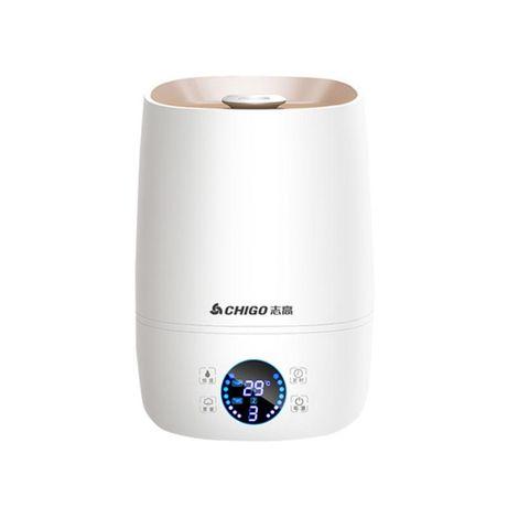 Ультразвуковой увлажнитель воздуха Chigo 4л с гигрометром и термометра