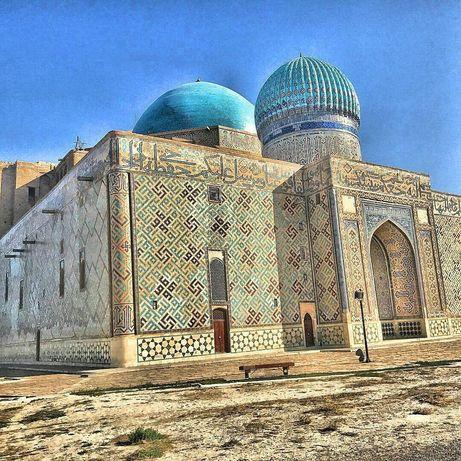 Гид сопровождением. Экскурсия по Туркестанской области и по городу