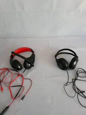 Casti stereo pentru muzica si calculator
