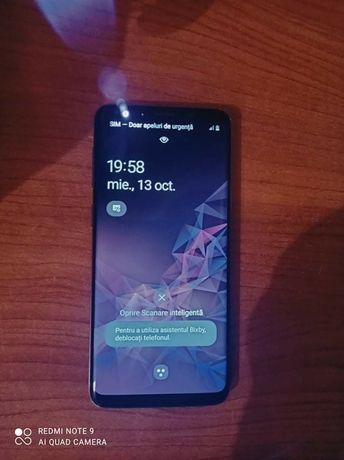 Vand Samsung s9 cu husa fata spate