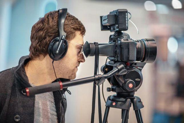 Видеосъёмка и фотосъемка, Видеооператор фотограф, фото видео