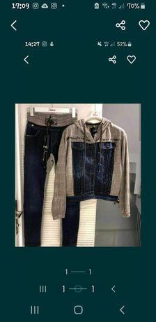 Срочно продам Новый! джинсовый костюм качество люкс!