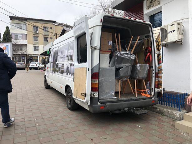 Ieftin-Transport marfa-Mutari mobila-Debarasari obiecte vechi !