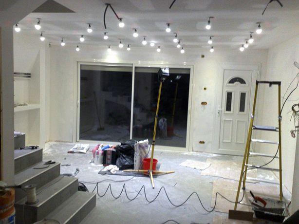 Электрик недорого, ремонт и установка розеток, выключателей, люстры