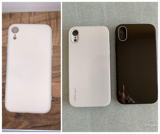 Huse/carcase pentru iPhone X, XS, XR și XS Max