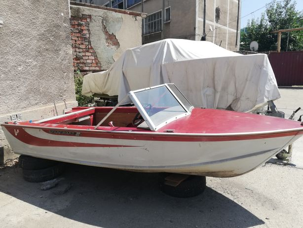 Vand barca aluminiu Starcraft