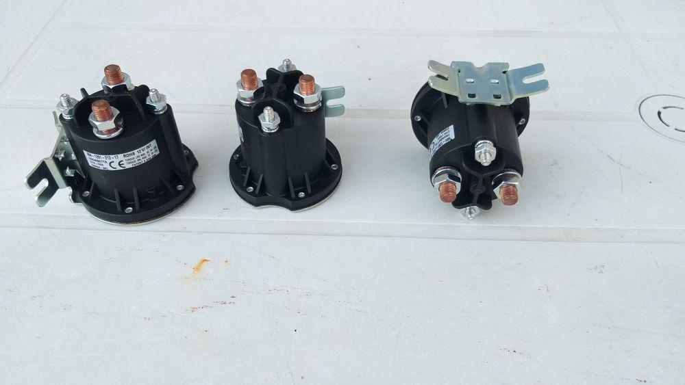 Starter ,bobina pompa basculare,solenoid,electrovalva Pitesti - imagine 1